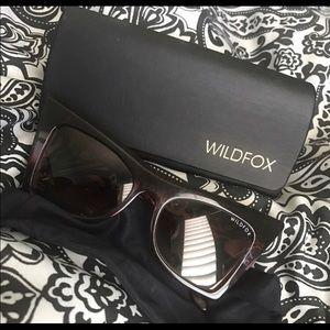 Wild Fox Ivy cat eye sunglasses